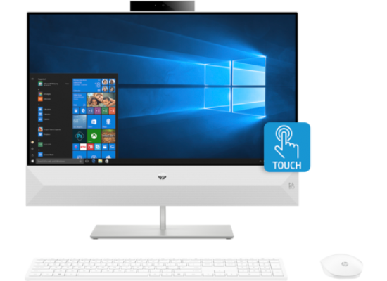 HP All-in-One 24-xa0002ne 8Gen Core i7 Touch Win 10