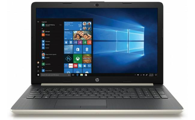 HP NEW 15-da0013ne 8Gen Core i7 w/ 4GB Graphic