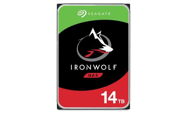 Seagate 14TB IronWolf NAS Hard Drive 256Mb , 7200RPM