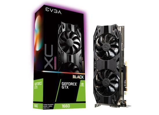 EVGA GeForce GTX 1660 XC ULTRA GAMING 6GB GDDR5