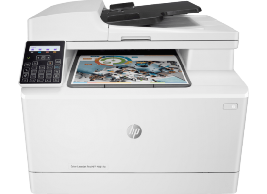 HP LaserJet Pro M183FW Color Multifunction Wireless Printer