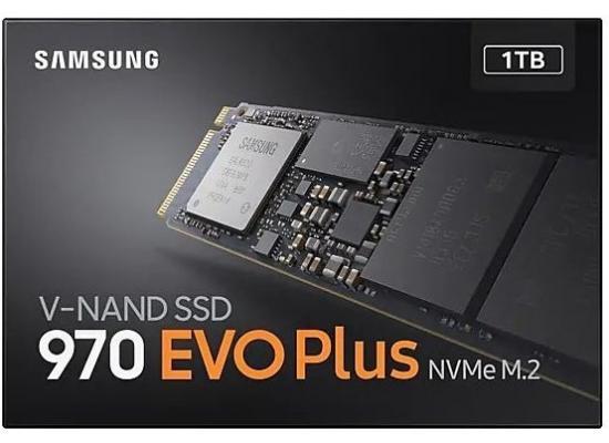 Samsung 970 EVO Plus NVMe 1TBGB M.2 PCI-Express 3.0