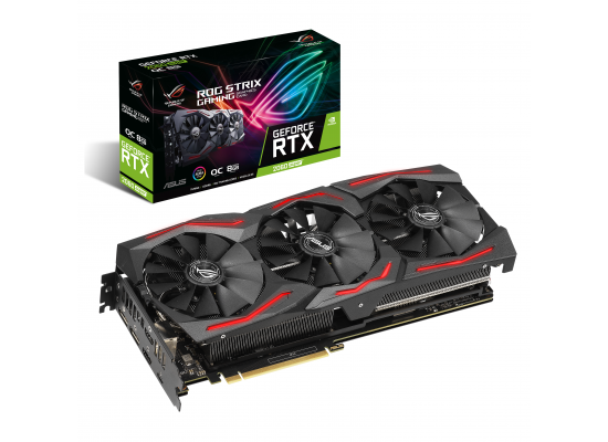 ASUS ROG STRIX  RTX 2060 SUPER 8GB OC Edition