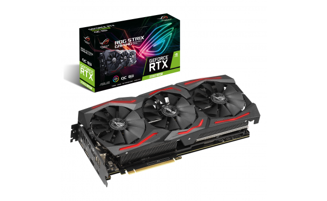 ASUS ROG STRIX  RTX 2060 SUPER 8GB OC Edition