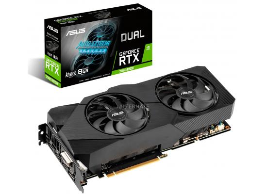 ASUS NVIDIARTX 2060 SUPER 8GB DUAL EVO ADVANCED