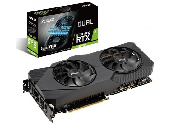 ASUS NVIDIA RTX 2070 SUPER 8GB DUAL EVO ADVANCED