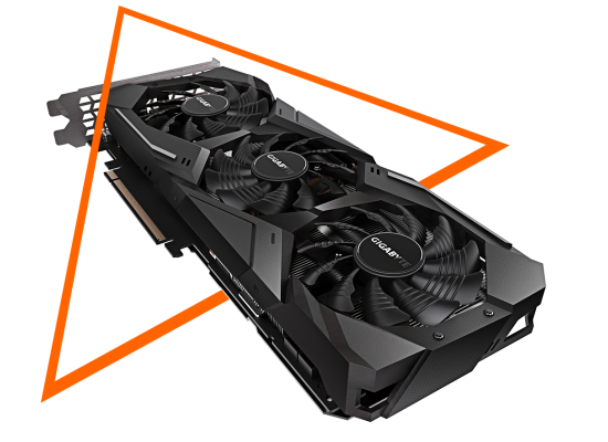 Gigabyte NVIDIA GeForce RTX 2070 SUPER 8GB WINDFORCE OC