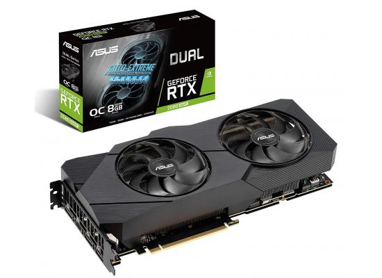 ASUS NVIDIA GeForce RTX 2080 SUPER 8GB EVO OC Turing