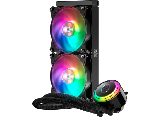 Cooler Master MasterLiquid ML240R RGB Liquid Cooler