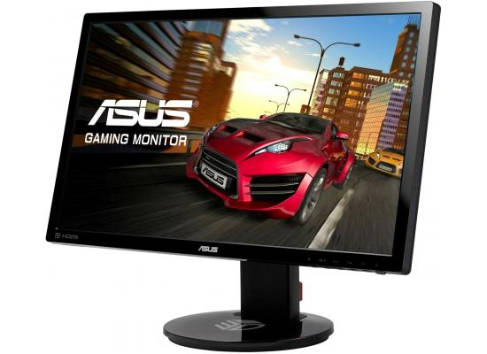 """ASUS VG248QE 24"""" 144Hz 1ms 3D Gaming Monitor"""