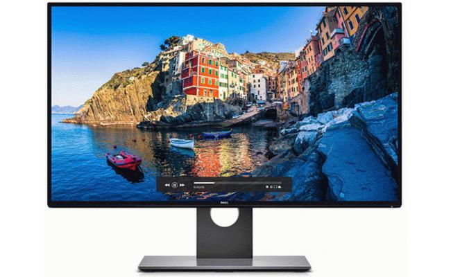 "Dell U2417H 24"" UltraSharp IPS FHD Monitor"