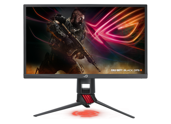 "ASUS ROG XG248Q 24"" FHD , 240Hz, 1ms, RGB + FREE Call of Duty Code"