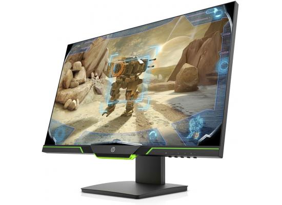"HP 27xq Gaming 27"" Quad-HD Monitor 144Hz 1ms , FreeSync"