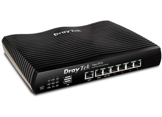 Draytek Vigor 2925 Dual-WAN Load Balancing VPN Router