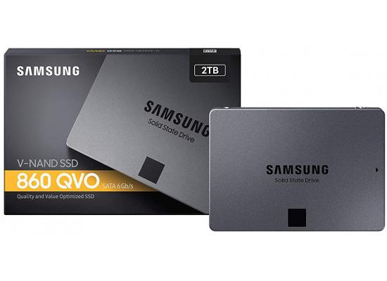 Samsung 860 QVO Series 2TB Solid State Drive