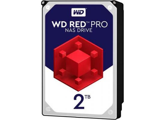 "WD 2TB Red Pro 7200 rpm SATA III 3.5"" NAS HDD"