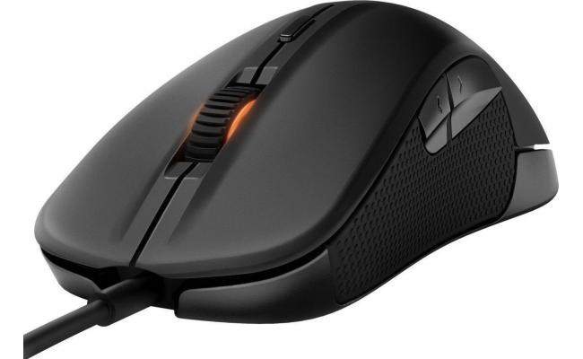 SteelSeries Rival 300S Optical Gaming Mouse (Black)