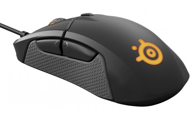 SteelSeries Rival 310 Ergonomic Gaming Mouse - Black