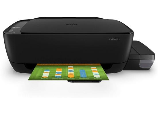 HP 315 Ink Tank Multifunction Printer (Black)