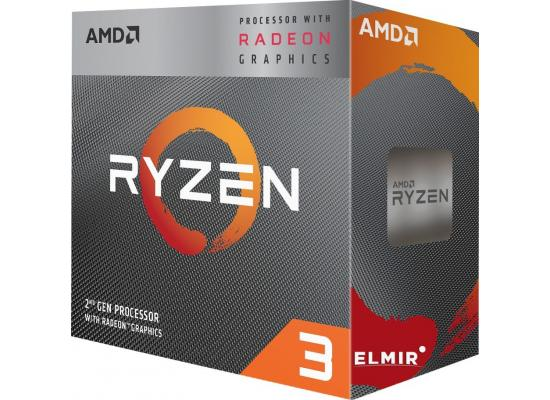 AMD RYZEN 3 3200G Quad-Core 4.0GHz ( Vega 8)