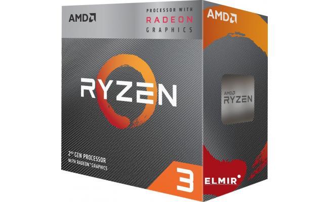 AMD RYZEN 3 3200G Quad-Core 4.0GHz ( Vega 8)