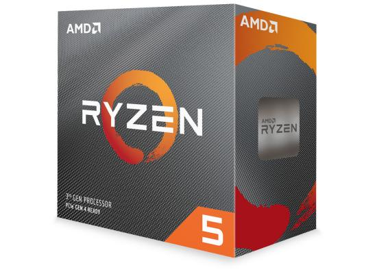 AMD RYZEN 5 3600 6-Core 3.6 GHz (4.2 GHz Max Boost)