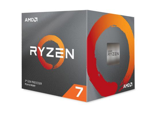 AMD RYZEN 7 3700X 8-Core 3.6 GHz (4.3 GHz Max Boost)
