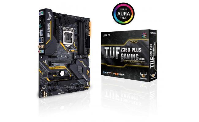 ASUS TUF Z390-Plus Gaming ( WIFI ) Intel Z390 ATX
