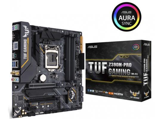 Asus TUF Z390M-PRO GAMING (WI-FI)  Intel Z390 Motherboard