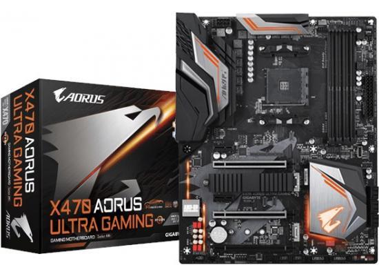 GIGABYTE X470 AORUS ULTRA GAMING  AMD X470