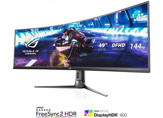 ASUS ROG Strix XG49VQ Super Ultra-Wide HDR Gaming 144Hz