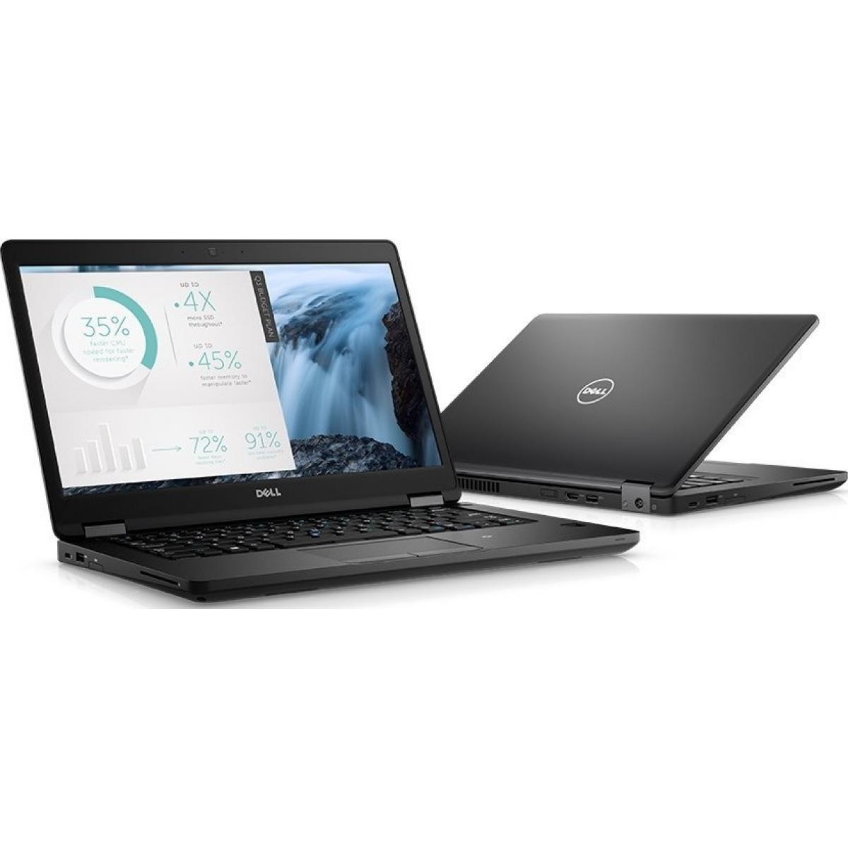 a8d12bd3cd0 Dell Latitude 5490 Intel 8Gen Core i7 Quad Core - Black | DEL54DY710 ...
