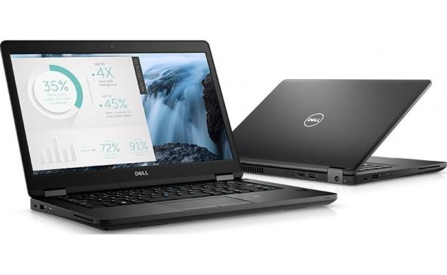 Dell Latitude 5490 Intel 8Gen Core i7 Quad Core - Black