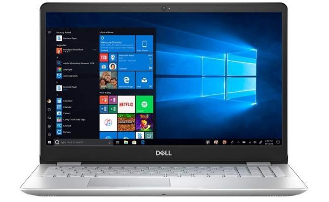 Dell Inspiron 5584 Intel 8Gen Core i7 Quad Core - SSD + HDD