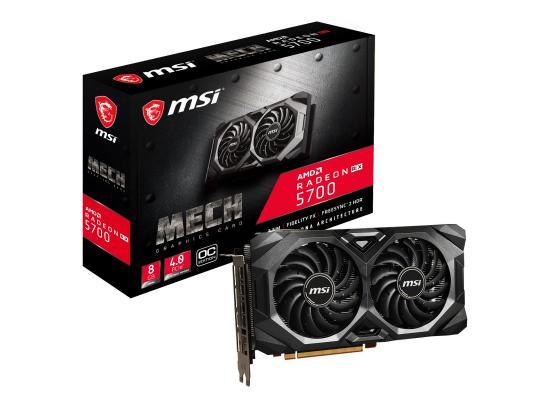 MSI AMD Radeon RX 5700 MECH OC 8GB GDDR6 RDNA PCIe 4.0