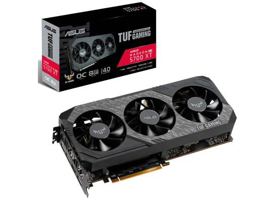 ASUS AMD Radeon RX 5700 XT 8GB TUF Gaming OC