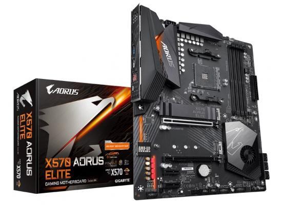 Gigabyte AMD Ryzen X570 AORUS ELITE AM4 PCIe 4.0