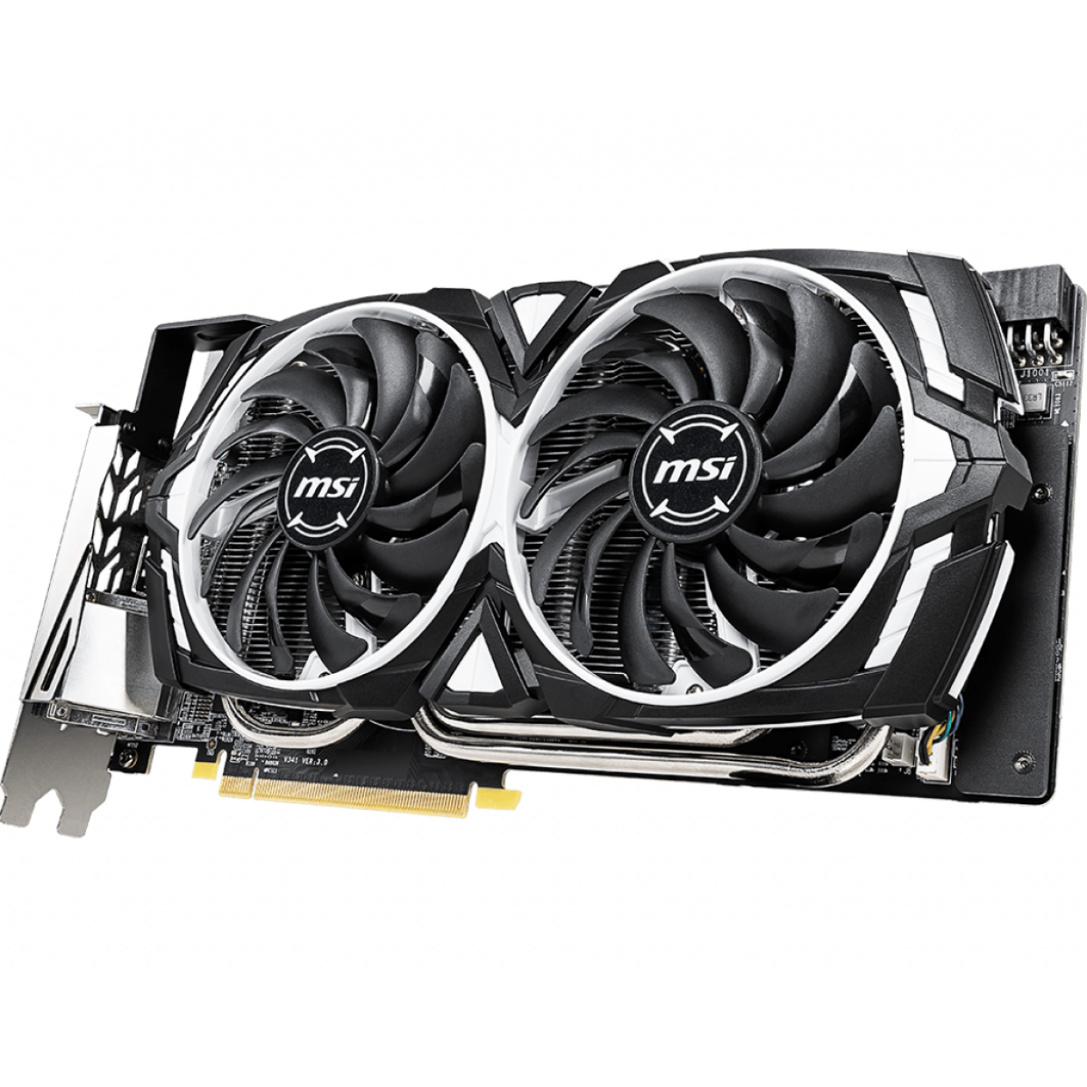 MSI AMD Radeon RX 580 8GB ARMOR 8G Graphics Card
