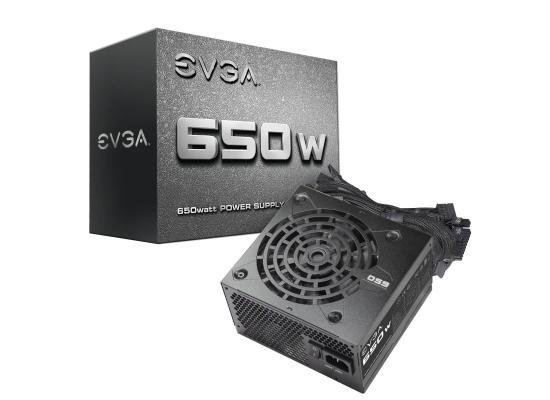 EVGA 650 N1 100-N1-0650-L1 650W ATX12V Power Supply