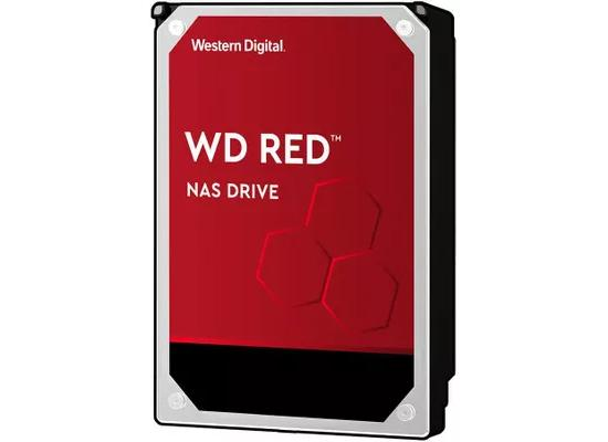 Western Digital Red 6TB NAS Hard Disk Drive