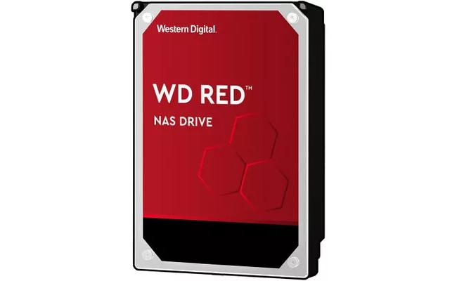 Western Digital Red 6TB NAS Hard Disk Drive