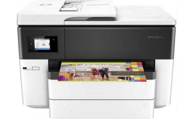 HP OfficeJet Pro 7740 Wide Format All-in-One Wireless