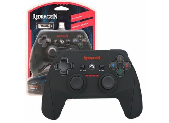 Redragon HARROW G808 Wireless Gamepad For PC / PS