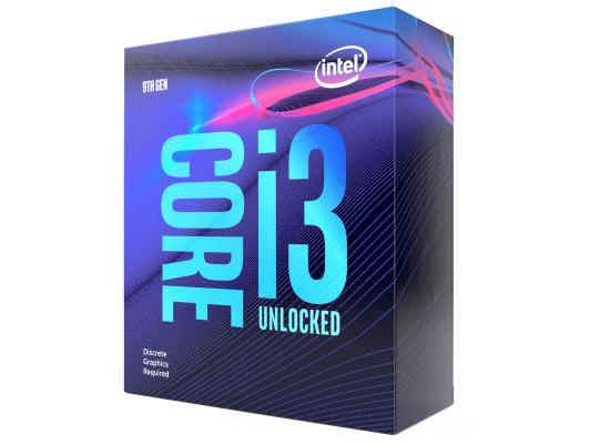 Intel Core i3-9350K NEW 9Gen Quad-Core up to 4.6GHz , 8M Cashe