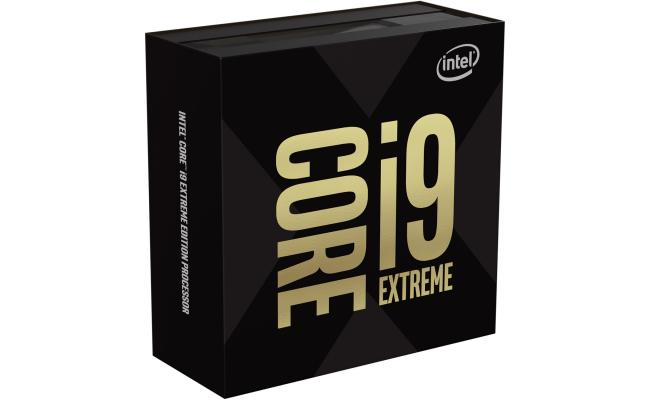 Intel Core i9-9980XE Extreme Edition up to 4.4GHz 18-Core , 24.75MB