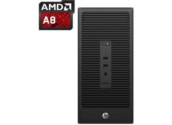HP 285 G2 Microtower AMD A8 Pro 7600 Quad Core PC