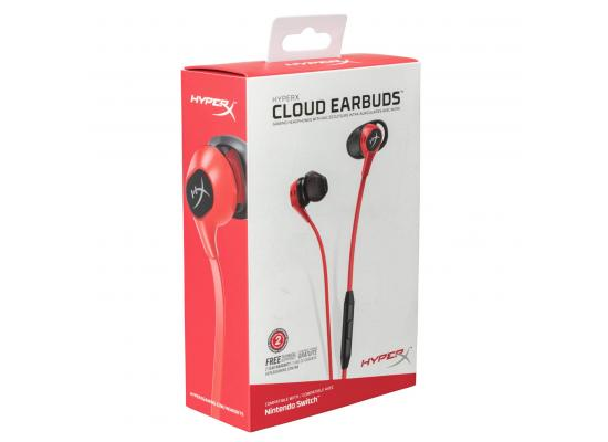 HyperX Cloud Earbuds Gaming Headphones with Mic