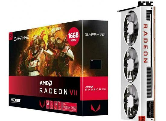 Sapphire Radeon VII 16GB HBM2  Video Card