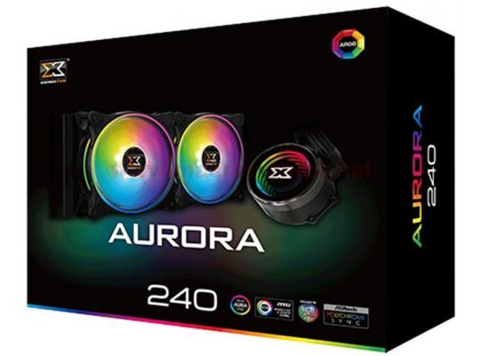 Xigmatek Aurora 240 RGB AIO Liquid Cooler
