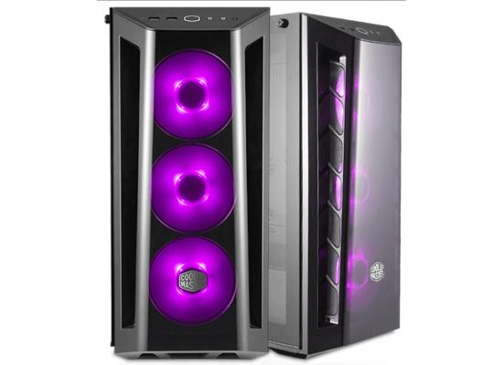 Cooler Master MasterBox MB520 RGB Gaming Case